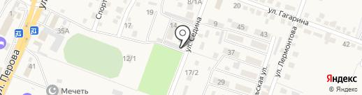 N-стаил на карте Энема