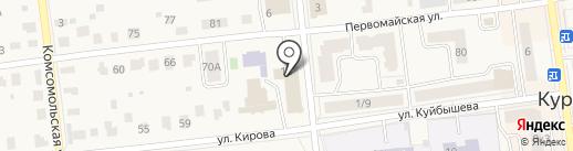 Аптека на карте Куровского