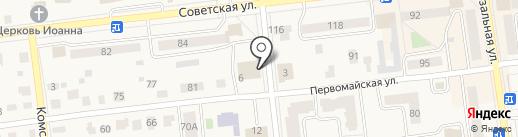 Магазин разливного пива на карте Куровского
