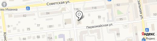 Максим на карте Куровского