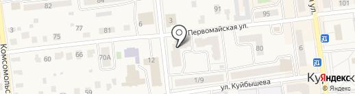 АЙКРАФТ на карте Куровского