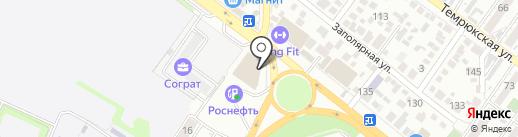 Re-Apple на карте Краснодара