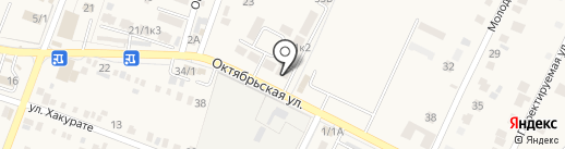 КЗВС на карте Энема