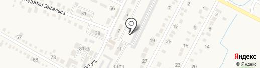 Салон красоты на карте Энема
