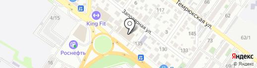 Магазин игрушек и текстиля на карте Краснодара