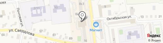 Магазин обуви на карте Куровского