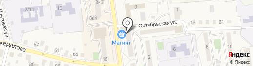 Диана на карте Куровского