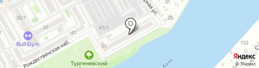 Гарант-Сертификация на карте Краснодара