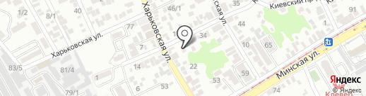 Первая горячая линия на карте Краснодара