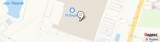 C-store на карте Краснодара