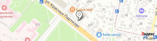 Art room на карте Краснодара