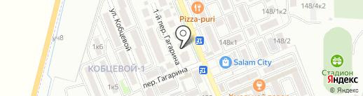 Ателье-студия Суссаны Уджуху на карте Яблоновского