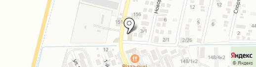 Мэри Поппинс на карте Яблоновского