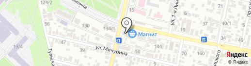 DimServis на карте Краснодара