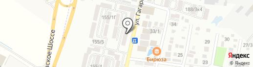 НЕАГЕНТДВ на карте Яблоновского