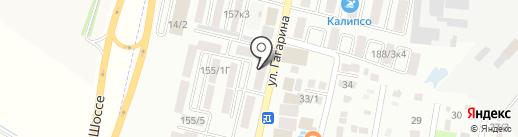 Зоомагазин на карте Яблоновского