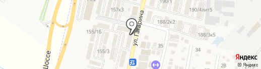 Макси на карте Яблоновского