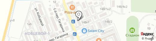Аптека на карте Яблоновского