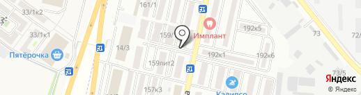Любимое на карте Яблоновского