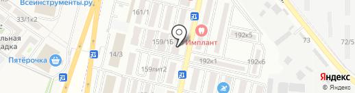 Антошка на карте Яблоновского