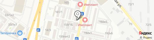 Правозащитный центр на карте Яблоновского