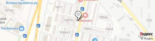 Юридическая фирма на карте Яблоновского