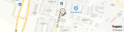 Ирина на карте Яблоновского