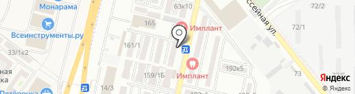 Dzbanek на карте Яблоновского