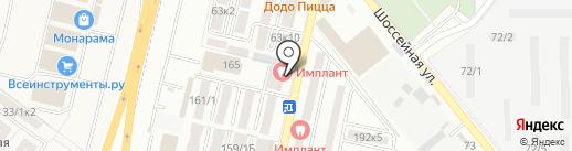 Здоровье на карте Яблоновского