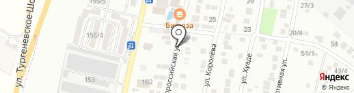 Мастер спорта на карте Яблоновского