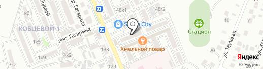 ProfОптика на карте Яблоновского