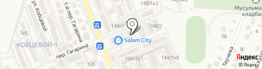 ГрадСтрой-Юг плюс на карте Яблоновского
