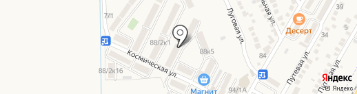 Николь на карте Яблоновского
