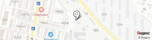 Фирма по продаже фейерверков на карте Яблоновского