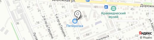 Априори на карте Яблоновского