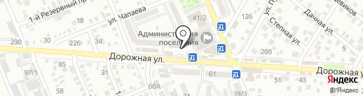 Scarlett на карте Яблоновского