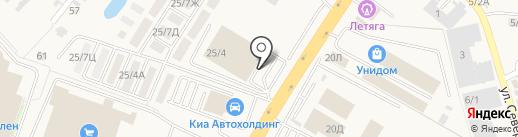PRESTIGE Свет Юг на карте Краснодара