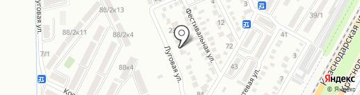 Перевозчик на карте Яблоновского