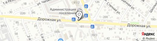 Любимый на карте Яблоновского
