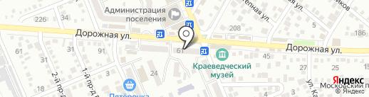 Charmelle studio на карте Яблоновского