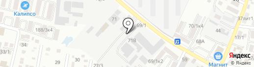 Оптовая компания на карте Яблоновского