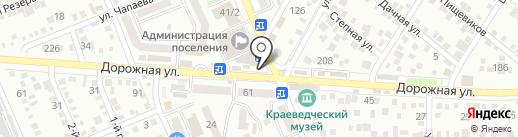 Faberlic на карте Яблоновского