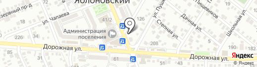 Велес на карте Яблоновского