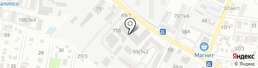 София на карте Яблоновского