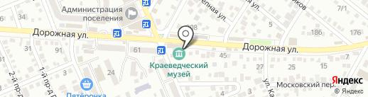 Удача на карте Яблоновского
