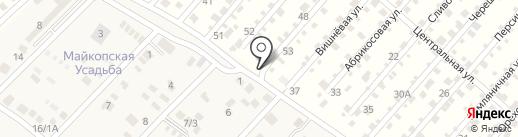 Begart на карте Перекатного