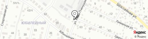 МЕГАОКНА на карте Яблоновского