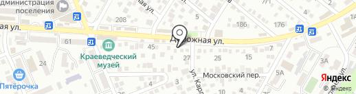 Бистро на карте Яблоновского