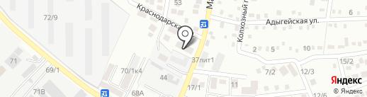 Торгово-производственная компания на карте Яблоновского