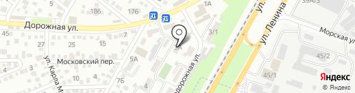 Квадрат на карте Яблоновского